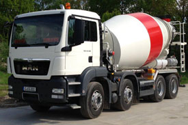 Betontransport
